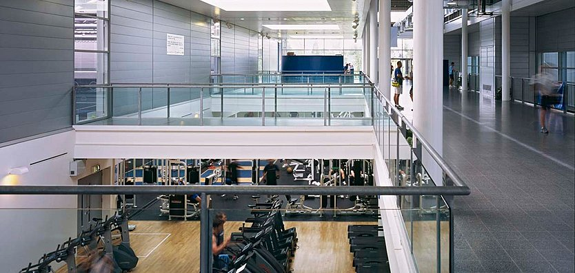 Fitness Gym of English Institute of Sport
